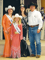 2017 Lost Dutchman Days Rodeo Royalty Court